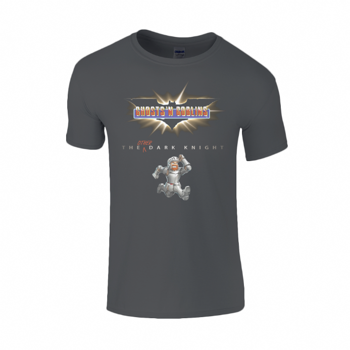 Ghosts n Goblins The Other Dark Knight T-Shirt